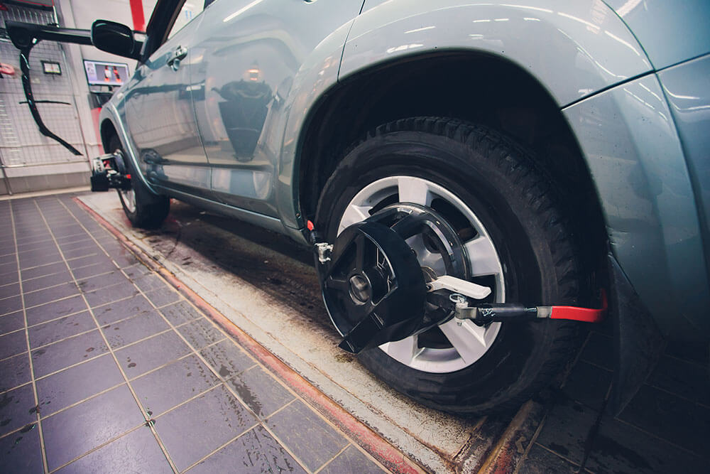 What You Need To Know About Your Vehicle's Alignment