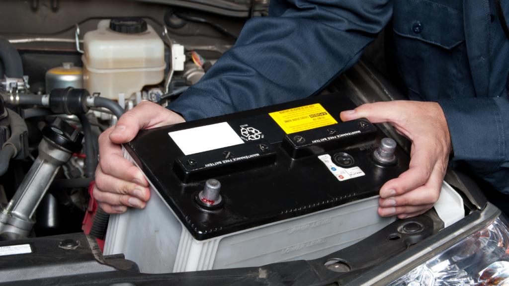 car's battery